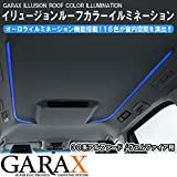 GARAX ギャラクス イリュージョンルーフカラーイルミネーション 30系アルファード/30系ヴェルファイア HS-IRI-AL