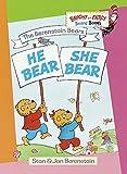 He Bear, She Bear (Bright & Early Board Books(TM))