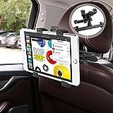 Best 底のタブレット - Buluri タブレット 車載ホルダー 車後部座席用 360度回転 調節可能 スマホスタンド 7-10インチ対応 Review