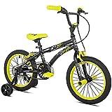 X Games 16インチ 男の子用 自転車 ブラック