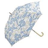 w.p.c(w.p.c) 【長傘】ボタニカル/軽くて丈夫で持ちやすい(レディース雨傘)【ベージュ/58】