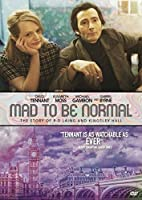 Mad to Be Normal [DVD]