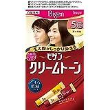 ホーユー ビゲン クリームトーン 5G (深い栗色) 1剤40g+2剤40g [医薬部外品]