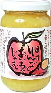伊豆フェルメンテ 国産りんごとおいものじゃむ 190g