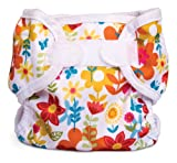 Bummis Super Whisper Wrap - Large - Flower