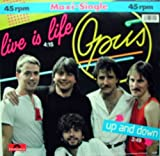 Live is life (1984) / Vinyl Maxi Single [Vinyl 12'']