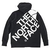 (ザ ノースフェイス) THE NORTH FACE パーカー ジップアップ メンズ ロゴ マント サイズXL ブラック(K)