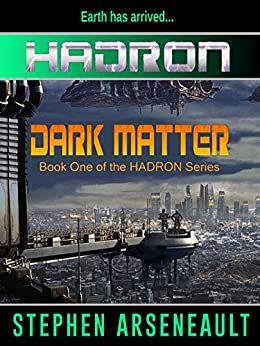 HADRON Dark Matter by [Arseneault, Stephen]