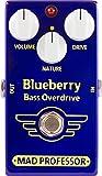 Mad Professor マッドプロフェッサー エフェクター FACTORY Series ベースオーバードライブ Blueberry Bass Overdrive FAC 【国内正規品】