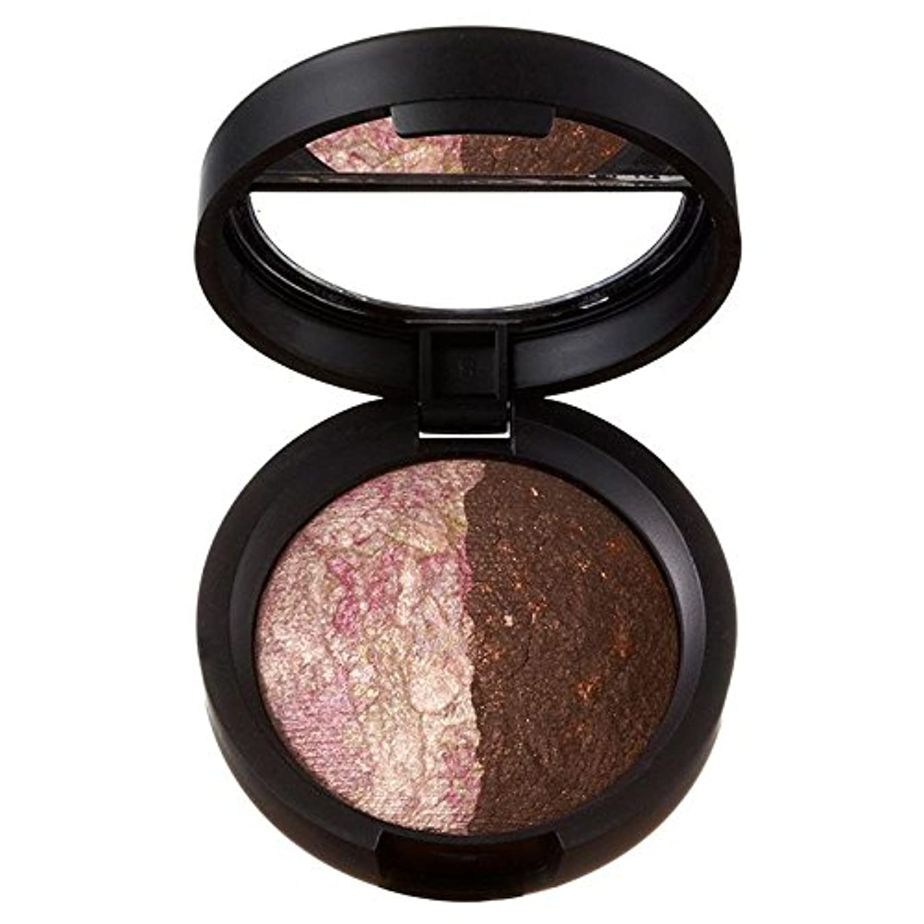 ローラ?ゲラー Baked Marble Shadow Duo - # Pink Icing/Devil's Food 1.8g/0.06oz並行輸入品