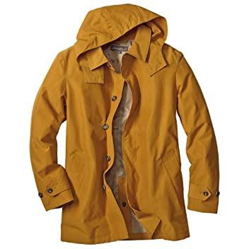 Eddie's Short Coat 019049: Orange