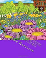 Adult Coloring Book: Giant Super Jumbo Fantastic Mega Coloring Book of Over 200 Pages of Fantastic Landscapes Gardens Animals Mandalas Flowers More for Stress Relief (Adult Coloring Books) [並行輸入品]