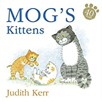 Mog's Kittens board book by Judith Kerr(2010-05-27)