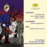 Stravinsky: the Soldier's Tale/Schoenberg: Chamber