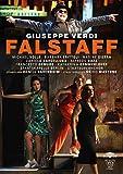 ヴェルディ : オペラ《ファルスタッフ》 / ダニエル・バレンボイム (Verdi : Falstaff / Daniel Barenboim) [DVD] [Import] [Live] [日本語帯・解説付き]