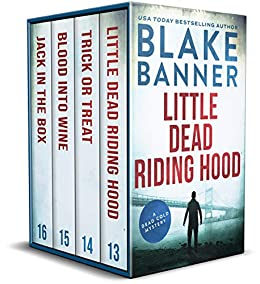 Dead Cold Mysteries Box Set #4: Books 13-16 (A Dead Cold Box Set) by [Banner, Blake]