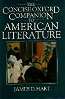 The Concise Oxford Companion to American Literature