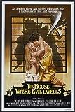 The House Where Evil Dwells - 映画ポスター - 27 x 40