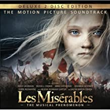 LES MISERABLES - OST (DELUXE EDITION)