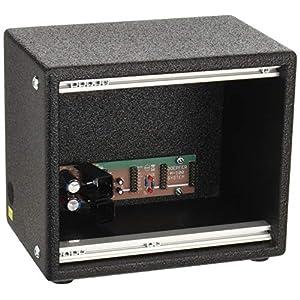 Doepfer ミニケース A-100MC Black Minicase 32HP ブラックコーティングバージョン