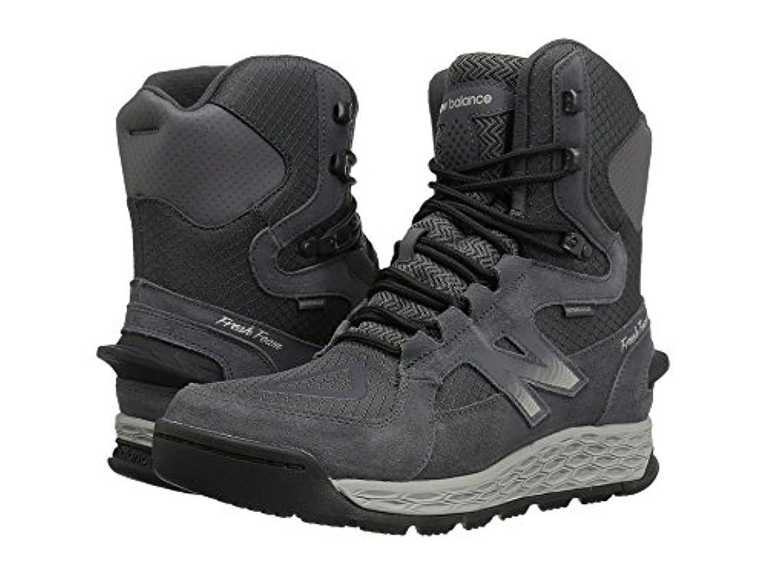 添付雄大なコイル(ニューバランス) New Balance メンズブーツ?靴 BM1000v1 Grey/Grey/White 9 (27cm) D - Medium