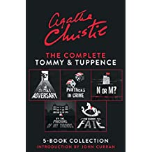 The Complete Tommy and Tuppence 5-Book Collection