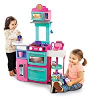 [Little Tikes]Little Tikes Cook 'n Store Kitchen Playset Pink 639463M [並行輸入品]
