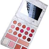 21色シマーマットアイシャドウアイシャドウパレットプロ化粧品メイクアップツール