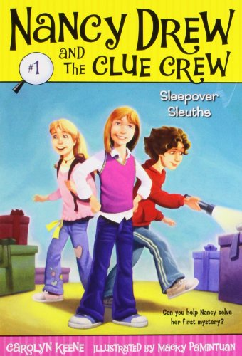 Sleepover Sleuths (Nancy Drew and the Clue Crew)の詳細を見る