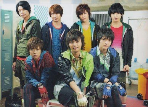 クリアファイル ★ Kis-My-Ft2(集合) 2013 ...