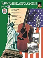 Easy American Folk Songs (Guitar Tab)