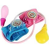 elegantstunning Medical Doctor Kit Toy Kids Doctor Set Home Doctor Nurses Blood Pressure Toys