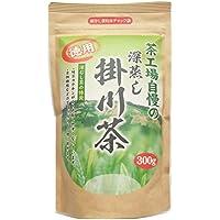 大井川茶園 茶工場自慢の深蒸し掛川茶 徳用 300g
