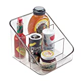 InterDesign Linus Pack Place, Clear - Set of 1, Set of 1