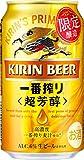 【2019年限定醸造】キリン一番搾り 超芳醇 [ 350ml×24本 ]