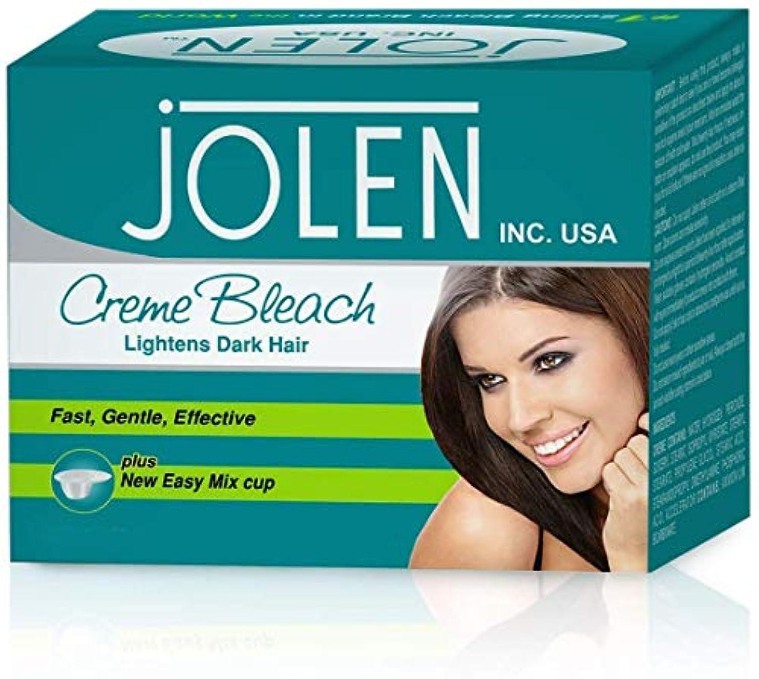 祝福する羊球状[Jolen] Jolenクリームブリーチマイルド(30ミリリットル) - Jolen Cream Bleach Mild (30ml) [並行輸入品]