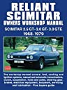 Reliant Scimitar Owners Workshop Manual