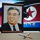 金日成国家主席肖像画 北朝鮮