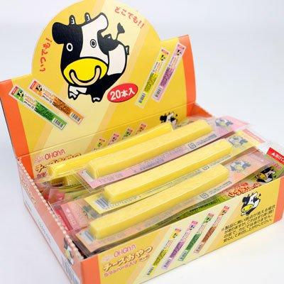 チーズおやつ ロング 扇屋食品 20本入り1BOX