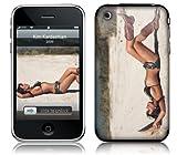 Msic Skins iPhone 3G/3GS用フィルム Kim Kardashian - Cowgirl iPhone 3G/3GS MSPPIP3G0016