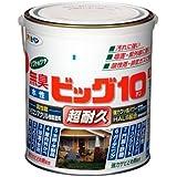 アサヒペン 水性ビッグ10多用途 224ブルーグレー 1.6L