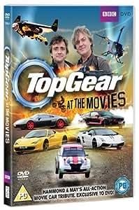 Top Gear at the Movies  / トップギア BBC [DVD] [Import] [PAL, 再生環境をご確認ください]