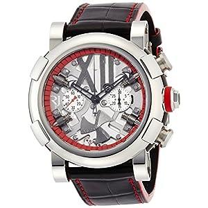 [ロマン ジェローム]Romain Jerome 腕時計 自動巻き T.CH.SP005.01 メンズ 【正規輸入品】