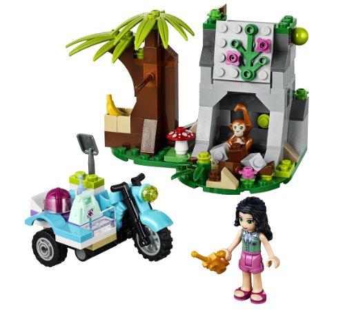 レゴ フレンズ エキゾチックジャングルマウンテン 41032