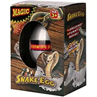 inverlee MagicノベルティHatching Dinosaur Egg追加水Growing Dino Eggs Inflatable Kids Magic Funおもちゃ