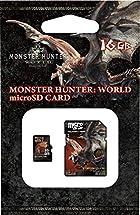 MONSTER HUNTER microSDHCカード+SDアダプターセット『モンスターハンター:ワールドmicroSDHCカード(16GB、CLASS10)+SDアダプターセット』