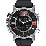 PUMA 時計 PUMA(プーマ) 腕時計 電池式クォーツ 夜光表示 GMT クロノグラフ メンズ PU911371001 [並行輸入品]