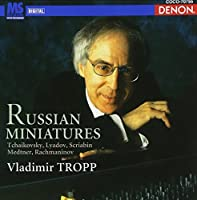 RUSSIAN PIANO PIECES by TROPP (2004-12-22)