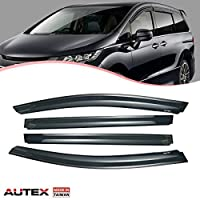 AUTEX 94203 Original Side Window Deflectors for 2011 2012 2013 2014 2015 2016 2017 Honda Odyssey Window Visor Rain Guard [並行輸入品]