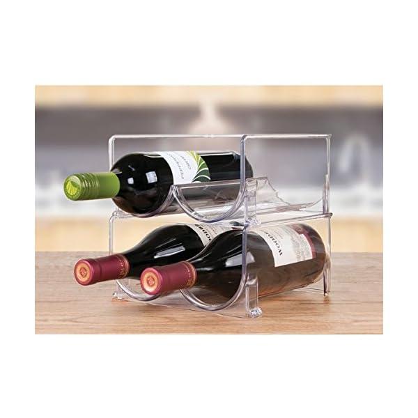 InterDesign ワイン ウォーターボト...の紹介画像2